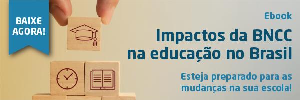Ebook Impactos da BNCC na Educação